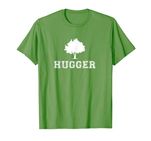(Tree Hugger - Green Environmentalists T-Shirt)