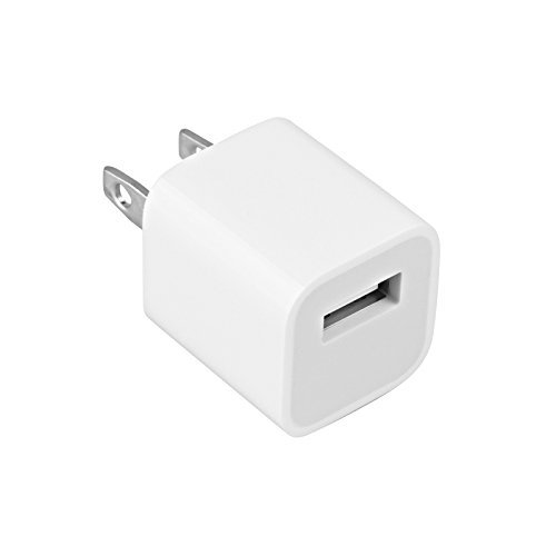 Apple 5W USB Power Adapter MD810LL/A (Certified Refurbished)