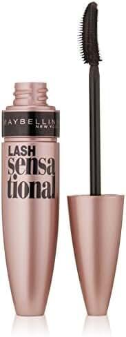 Maybelline New York Lash Sensational Mascara, Brownish Black, 0.32 Fluid Ounce