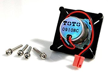 Toto TH559EDV464 Solenoid & Diaphragm Assembly Unit from ()