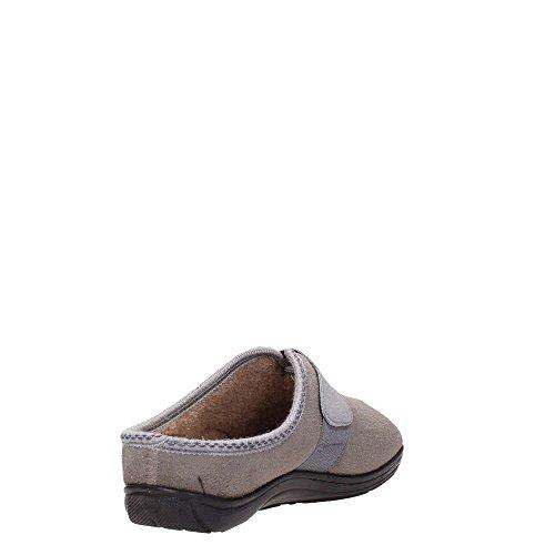 GRUNLAND CI2244 Donna Grigia GRUNLAND Pantofola CI2244 UUwF0qP1