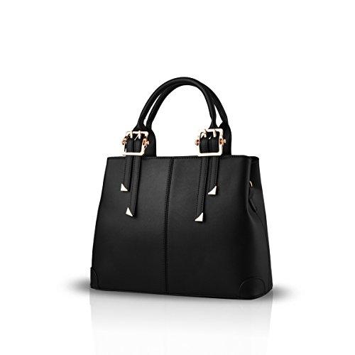 Red handbag bag for Nicole new casual Black fashion amp;Doris purse Messenger portable shoulder bag ladies RfRqAO4twx
