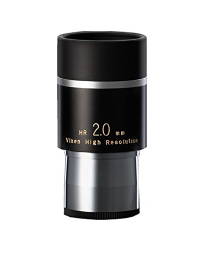 Vixen Optics 37133 Eyepiece HR 2.0mm (Black)