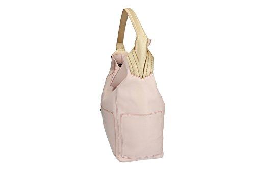 Tasche damen schulter PIERRE CARDIN pink ffnung zip VN1393 Hj1k2isPjZ