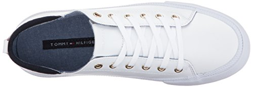 Tommy Hilfiger Womens Two Sneaker White jxG0RNdDhT