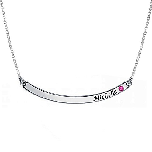 ouslier-personalized-925-sterling-silver-birthstone-curved-bar-name-necklace-custom-made-with-any-na