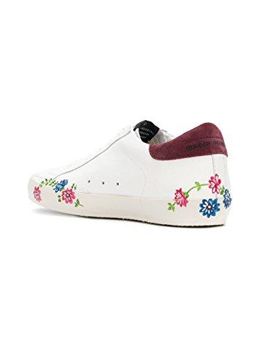 G32ws590e70 Donna Sneakers Oca Bianca Pelle Oro In nZw1gxHqdY