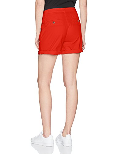 Shorts Esprit Red Donna by Rosso Orange edc wq7zOz