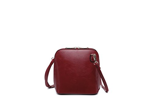 S Manchester Bolso Ltd hombro Red Rojo Elbon para al mujer UCwqwdz