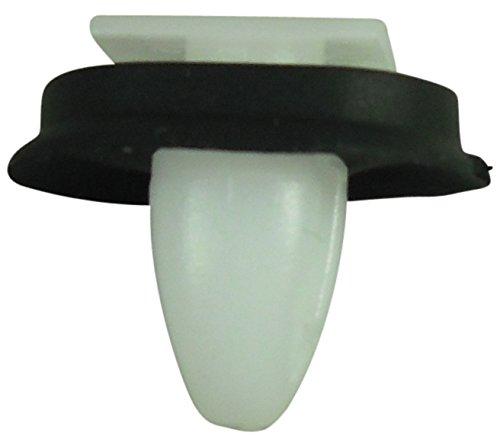 10 x Clips Agrafe Plastique - Garnissages / Habillages - CITROEN RELAY 856543 / PEUGEOT BOXER 71728806 / FIAT DUCATO 856543 - LIVRAISON GRATUITE! Agrafes Plastique