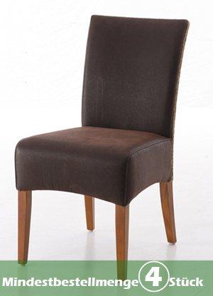 Schön Esszimmer Stuhl Alcantara Textielleder Loom Stuhl NEU!