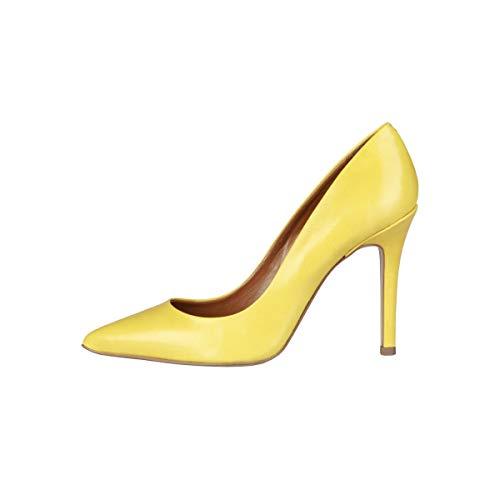 Pumps Tacón 10 Mathilde Giallo Cm Cardin Mujer De Pierre Zapatos Para qCZEwxWTp
