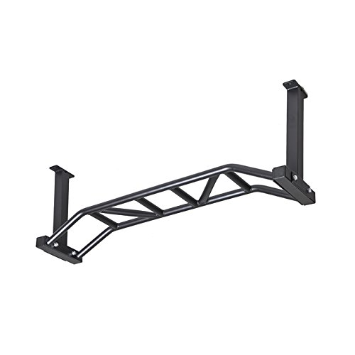 GRONK Fitness Ceiling Mounted Multi Grip Chin Up Bar
