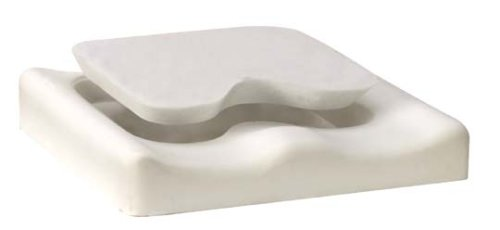 Bariatric 3' Foam (AMARA 300 Skin Protection Cushion w/Viscotec Insert, Bariatric,30'' x 20'' x 3'')