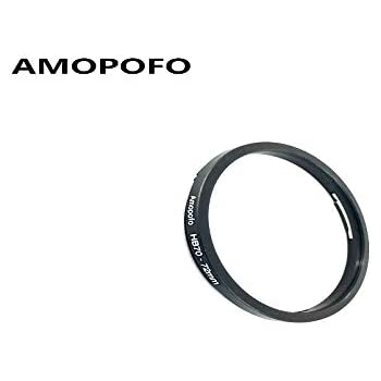 Hasselblad HB60-72mm Bayonet 60 to 72mm Screw Lens Filter Thread Adapter Ring