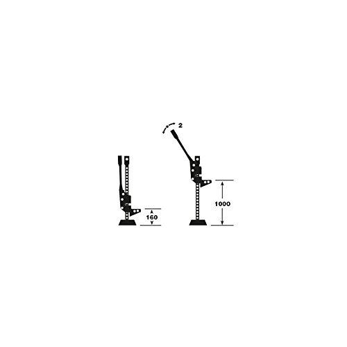 Autobest 320441 Cric Sp/écial Utilitaire et//ou 4 X 4