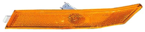 (Depo 331-1421L-AC Ford Fusion/Mercury Milan Driver Side Replacement Side Marker Lamp Assembly)