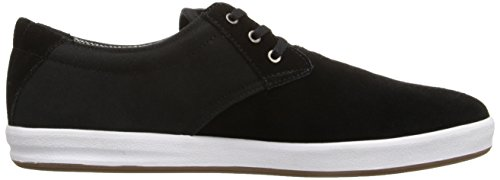 Lakai Hombres Mj Xlk Action Sports Suede Negro
