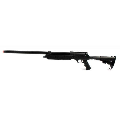 spring powered bolt action well m187a airsoft gun fps-550 metal sniper rifle(Airsoft Gun)