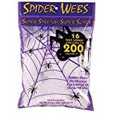 Fun World Costumes Super Stretch Spider Web -