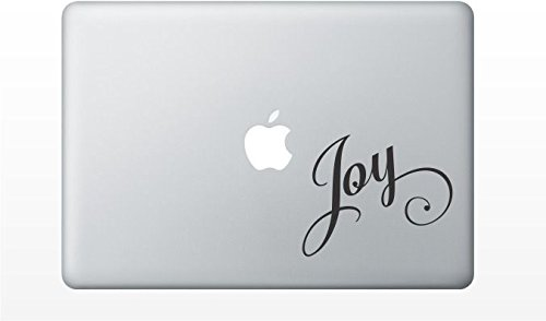 Macbook Joy Decal Sticker Pro Air 11 13 15 17