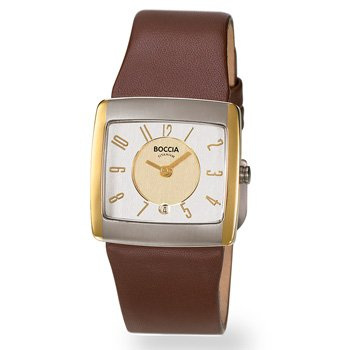 Boccia Trend 3150-02 Ladies Watch with Leather Strap