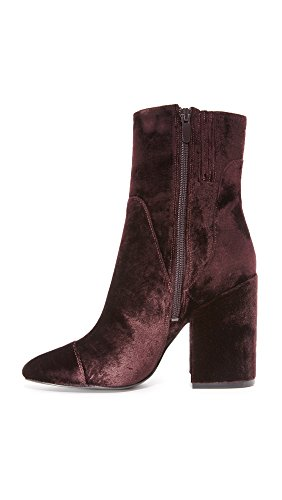Boot Women's KENDALL Dark Brooke3 Ankle Purple KYLIE HqxFICw0