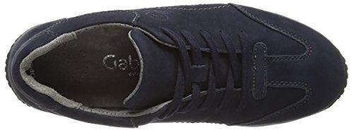 Femme Bleu Shoes Baskets S Basses Comfort Nightblue Gabor schw Basic AqaXX