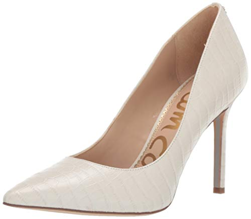 Sam Edelman Women's Hazel Pump, Modern Ivory, 5 Medium US