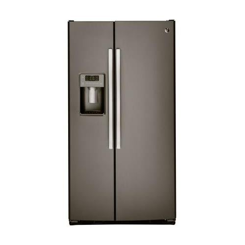 GE GSS25GMHES Side Refrigerator ()