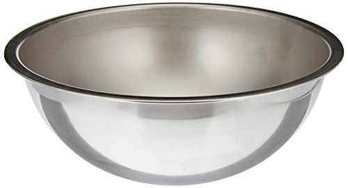 Vollrath 69050 5-Quart Heavy-Duty Mixing Bowl, Stainless Steel (Mixing Bowl Vollrath)