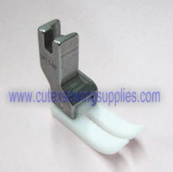 CUTEX SEWING Teflon Presser Foot for Industrial Needle Feed Sewing Machines #MT1-NF
