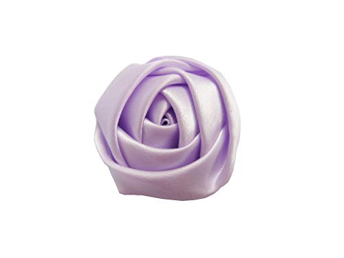YYCRAFT Pack of 20pcs Satin 4d Rose 2