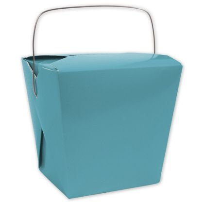 Deluxe Small Business Sales 1164-2 2.75 x 2 x 2.5 in. Event Boxes, Turquoise from Deluxe Small Business Sales
