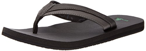 Sanuk Flip Flops - Sanuk Beer Cozy Light Flip F...