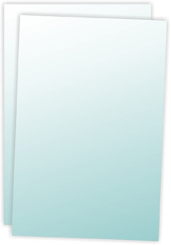 Metropolitan Display Clear Overlay Lens for Bulletin Holder Poster Sign Stand, 22