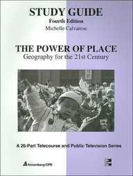 Student Study Guide t/a The Power of Place Video Series