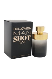 Halloween Perfumes Shot Men's Edt Spray, 4.2 (Shots For Halloween)