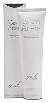 GERne tic VASCO ARTERA Orange skin body cream 5.3oz