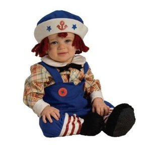 Raggedy Andy Infant