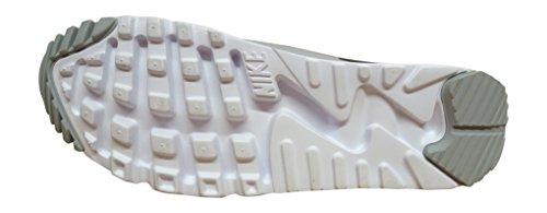 Nike - Zapatillas de Piel para hombre 45 EU dark grey gym red wolf grey 006