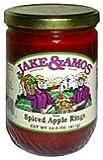 Apple Rings Spiced 3 jars: Jake and Amos