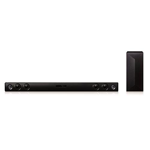 LG Electronics LAS465B Soundbar Speaker