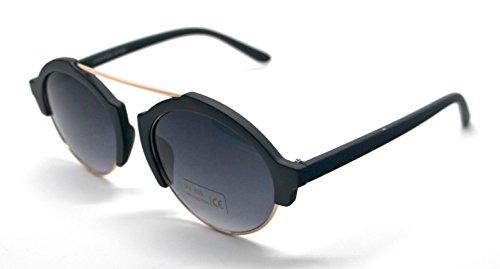 Mujer Sol Gafas Hombre Espejo de W7009 Lagofree ztxqpxOBw