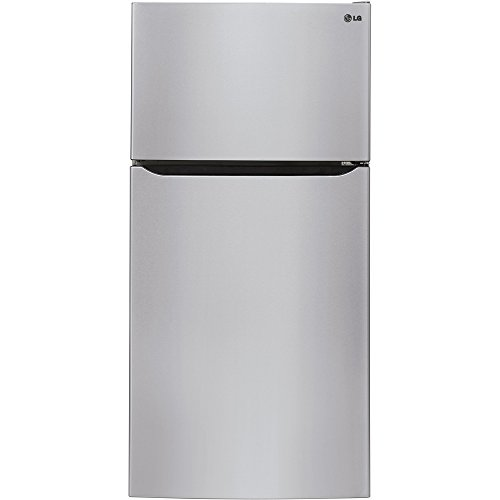 LG LTCS24223S Traditional Refrigerator Stainless product image