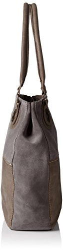 FLY London Sixe567fly - Bolso Unisex adulto Gris (Grey/ash 002)