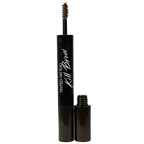 Clio, Tinted Tattoo Kill Brow, 3 Dark Brown, 0.25 oz (7.3 g) - 3PC by