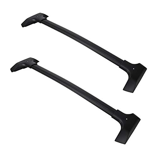 Maxiii Compatible for Chevrolet Traverse Roof Rack, 2009-2017 Traverse GM Cross Bar - 165LBS(75kg), NOT Included C Channel ()