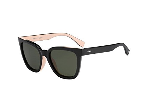 Fendi Square Sunglasses FF0121FS MG1 X1 53
