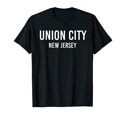 UNION CITY NEW JERSEY NJ USA Patriotic Vintage Sports - City Nj Jersey